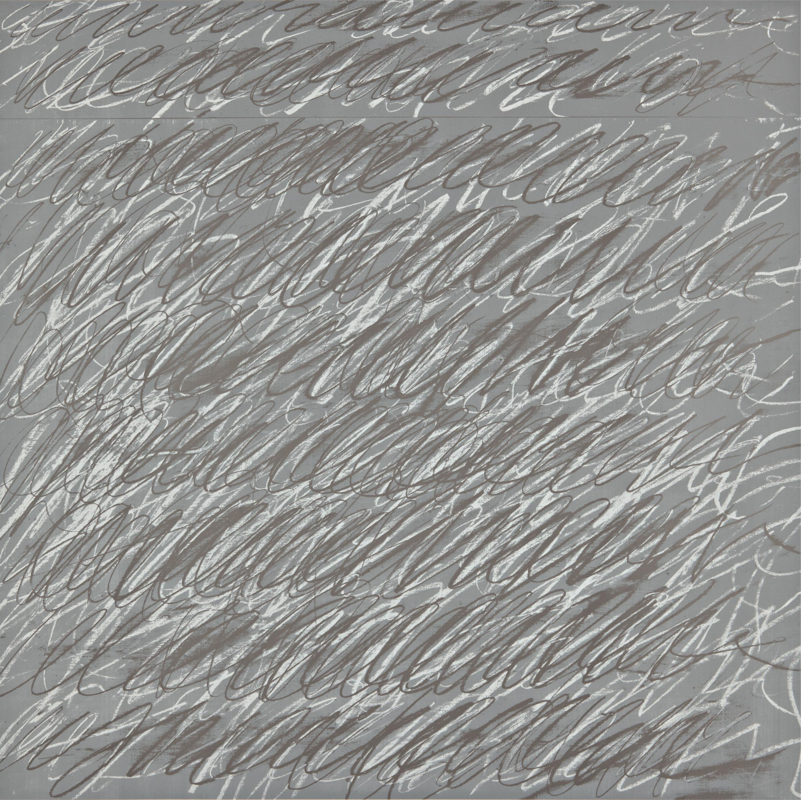 Cy Twombly - From On The Bowery