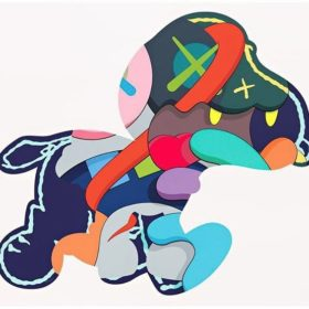 KAWS - Stay Steady