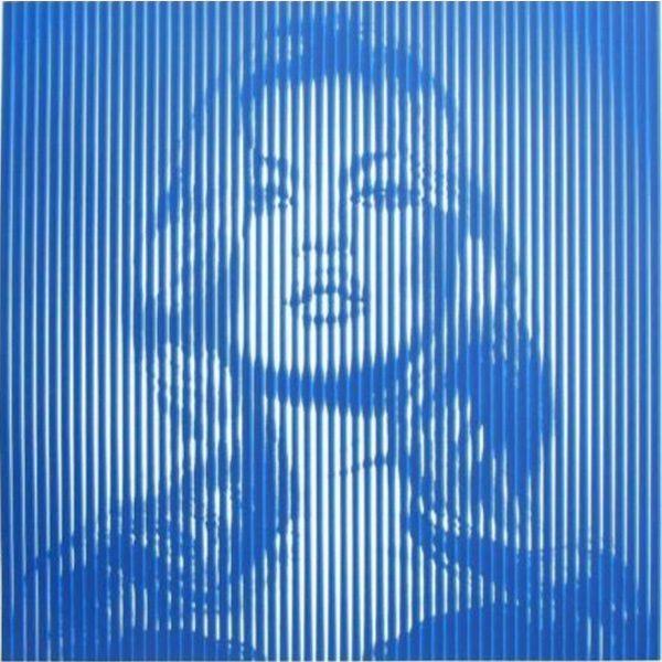 Mr Brainwash - Fame Moss Blue