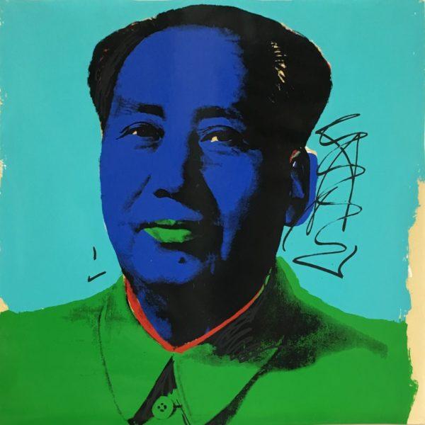 Andy Warhol Mao F S ii 99