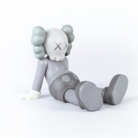 KAWS holiday grey