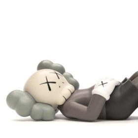 KAWS HOLIDAY JAPAN Vinyl Figure Brown