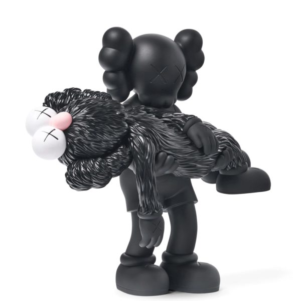 KAWS GONE 2019 BLACK