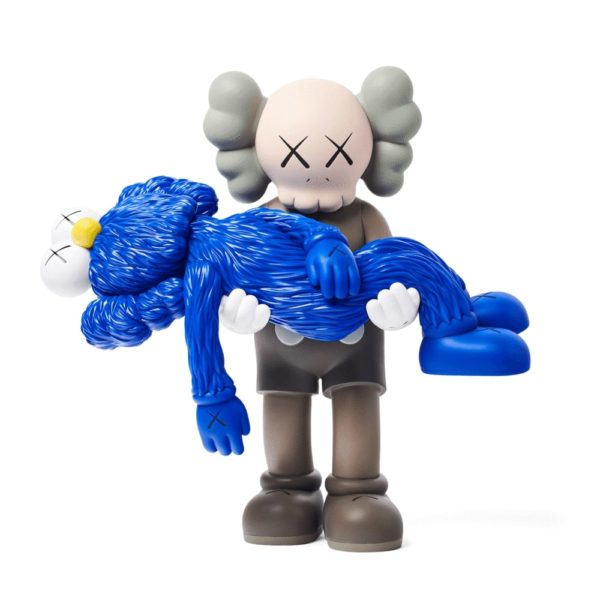 KAWS GONE 2019 BROWN