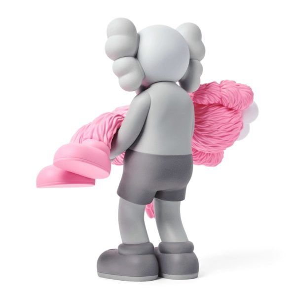 KAWS GONE 2019 GREY