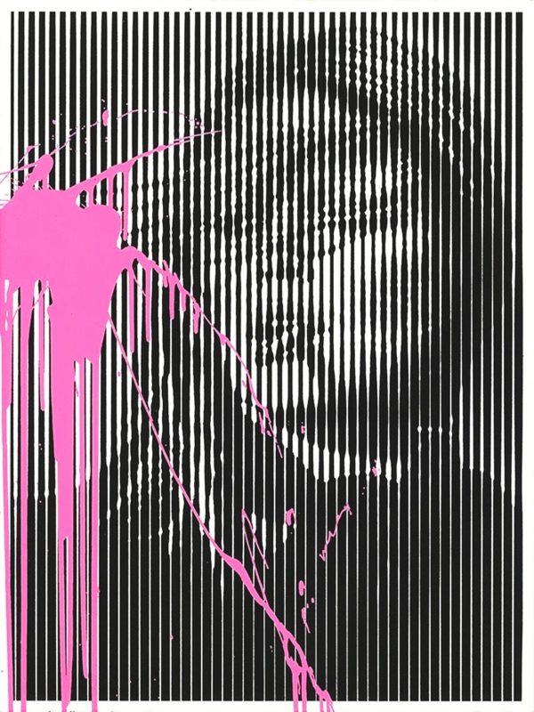Mr. Brainwash - Bombshells - Brigitte Bardot