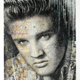 Mr Brainwash - The King of Rock - Silver