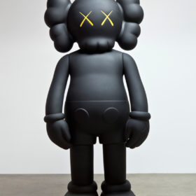 KAWS - 4FT Companion Mono