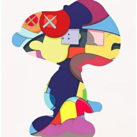 KAWS - No One's Home