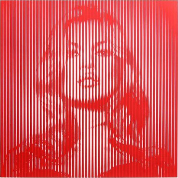 Mr Brainwash - Fame Moss Red